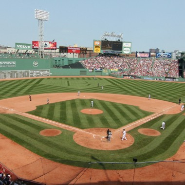 Red Sox Opening Day @ Fenway Park