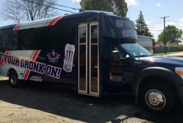 The Gronk Bus