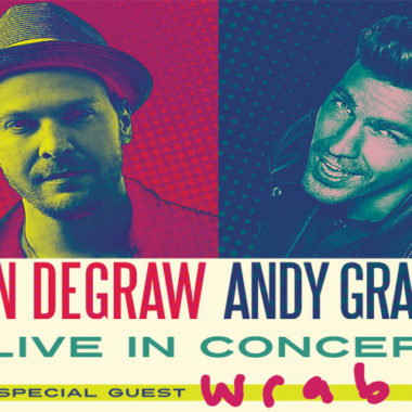 Gavin Degraw and Andy Grammer