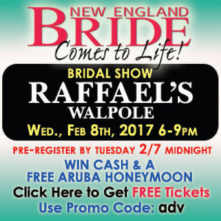 New England Bride Comes To Life Show