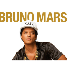Bruno Mars at The TD Garden