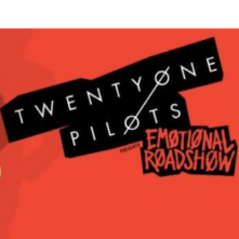 "Twenty One Pilots ""Emotional Roadshow Tour"""