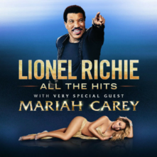 Lionel Ritchie ft. Mariah Carey at The TD Garden