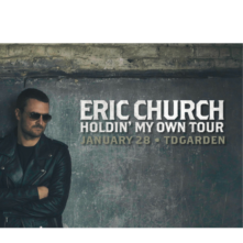 Eric Church at The TD Garden