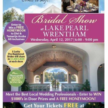 New England Bride Comes to Life Bridal Show