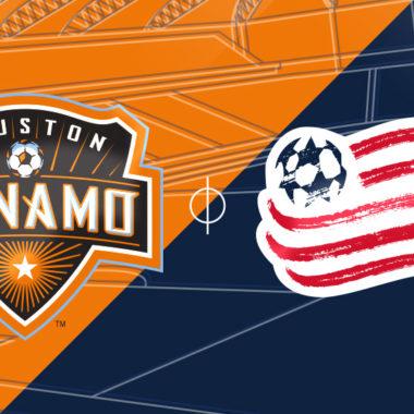 New England Revolution vs. Houston Dynamo