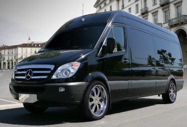 Luxury Vans