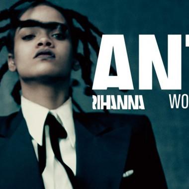 Rihanna: Anti World Tour @ TD Garden