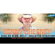 Kenny Chesney at Gillette Stadium