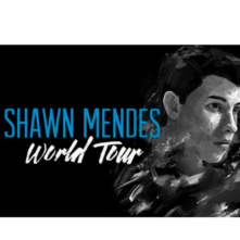 Shawn Mendes at The TD Garden