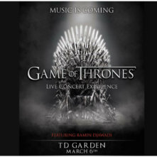 Game of Thrones at The TD Garden