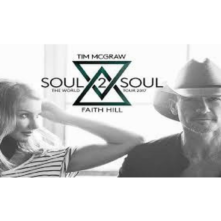 "Tim McGraw and Faith Hill ""Soul 2 Soul The World Tour"""