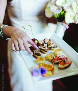 Wedding Wednesday featuring Blackstone Caterers