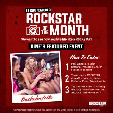 Bachelor/Bachelorette ROCKSTAR of the Month (June 2019)