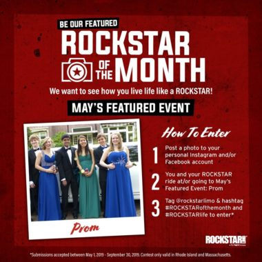Prom ROCKSTAR of the Month (May 2019)