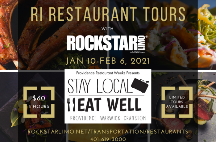 RI Restaurant Tours